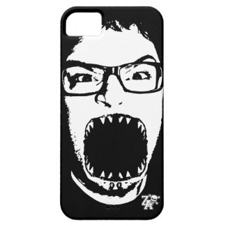 Boca del tiburón iPhone 5 Case-Mate protectores