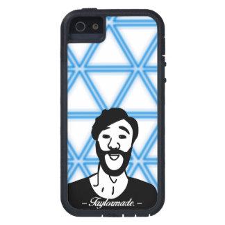 Boca del triángulo iPhone 5 Case-Mate funda