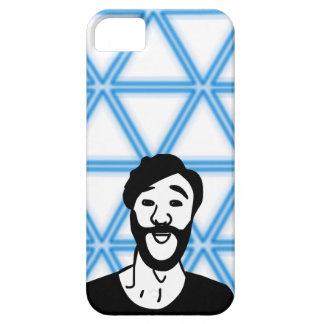 Boca del triángulo iPhone 5 funda