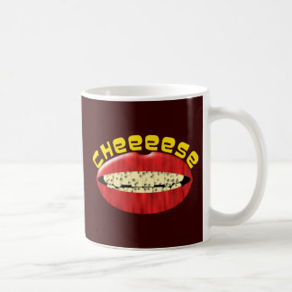 Boca dientes queso sonrisa cheese smile teeth mout tazas de café