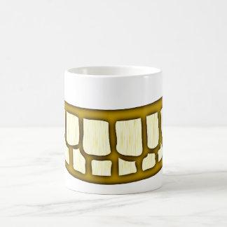 Boca dientes sonrisa afectada mouth teeth grin taza