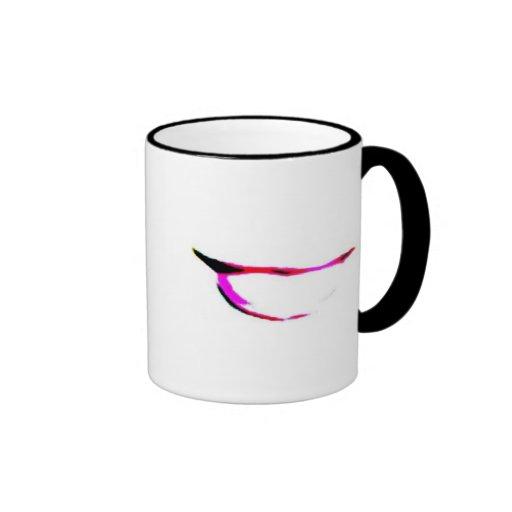 Boca elegante taza