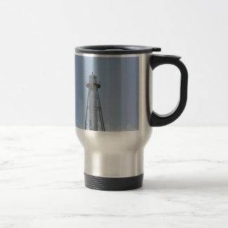 Boca Grand Rear Range Lighthouse 15 Oz Stainless Steel Travel Mug