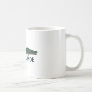 Boca Grande - Alligator. Coffee Mug