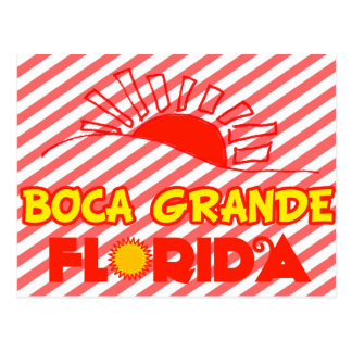 Boca Grande, Florida Postcard