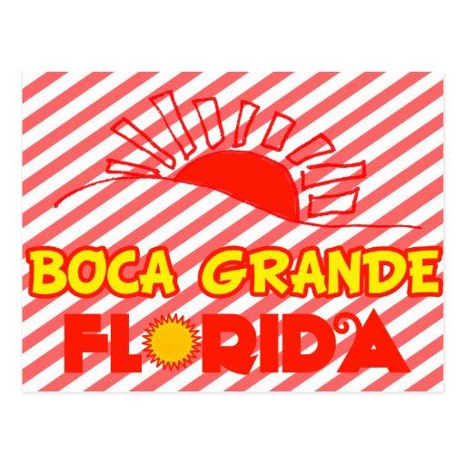 Boca grande, la Florida Tarjetas Postales