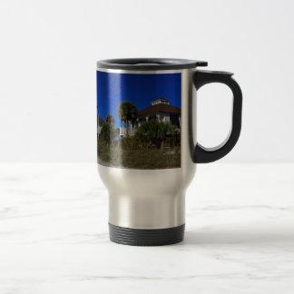 Boca Grande Lighthouse I Travel Mug
