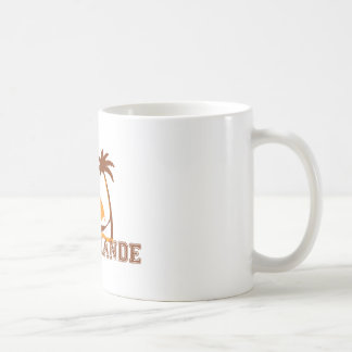 Boca Grande - Palm Trees. Coffee Mug