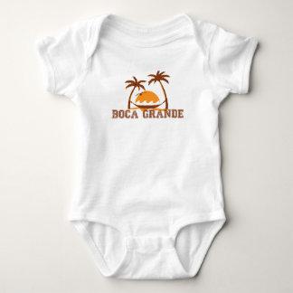 Boca Grande - Palm Trees. Infant Creeper