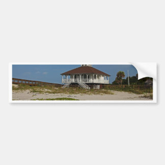 Boca Grande Railroad Vines Bumper Sticker