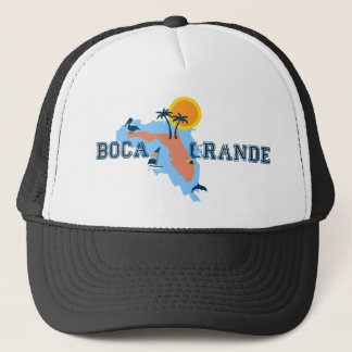Boca Grande - Surf Design. Trucker Hat