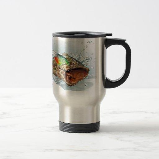 Boca grande taza térmica