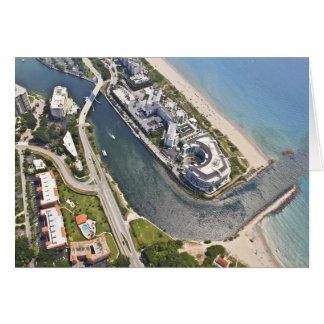 Boca Inlet Aerial Card