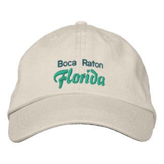 BOCA RATON 1 casquillo Gorra De Béisbol