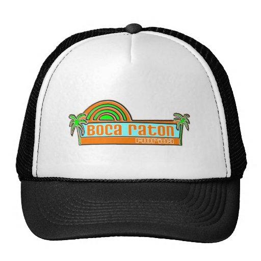 Boca Raton, Florida Hats