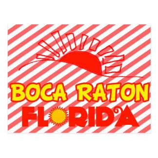 Boca Raton, Florida Postcard