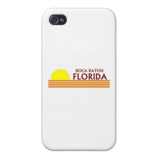Boca Raton, la Florida iPhone 4 Funda