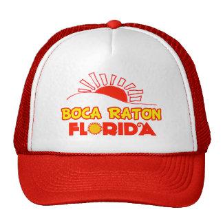 Boca Raton, la Florida Gorra