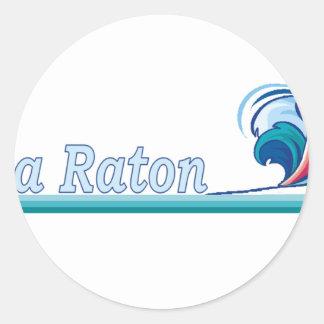 Boca Raton la Florida Pegatina