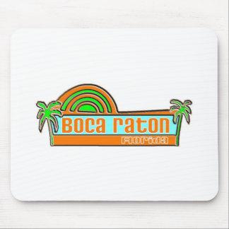 Boca Raton, la Florida Tapete De Ratones