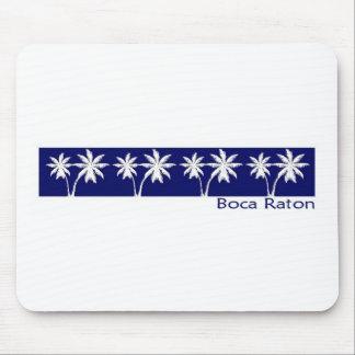 Boca Raton, la Florida Alfombrillas De Raton