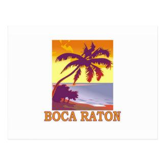 Boca Raton, la Florida Tarjetas Postales