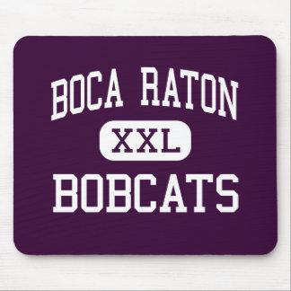 Boca Raton - linces - alto - Boca Raton la Florida Alfombrilla De Raton
