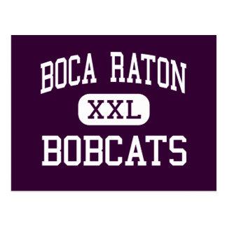 Boca Raton - linces - alto - Boca Raton la Florida Postal