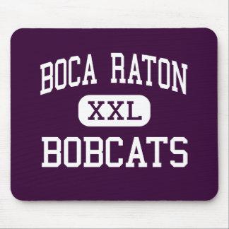 Boca Raton - linces - comunidad - Boca Raton Tapetes De Ratón