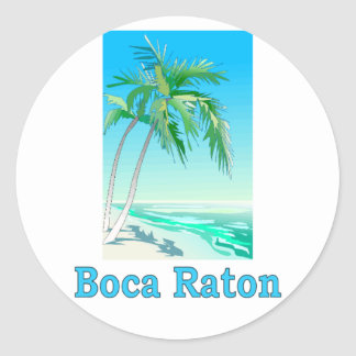 Boca Raton Etiqueta