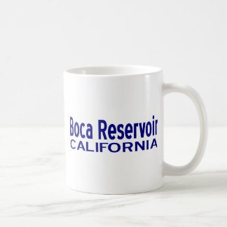 Boca Reservoir Coffee Mugs