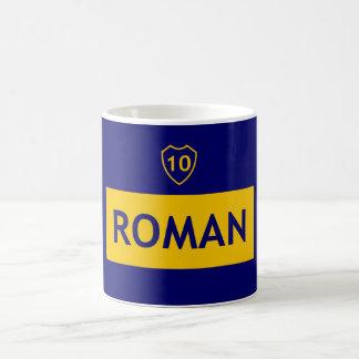 Boca Roman Coffee Mug
