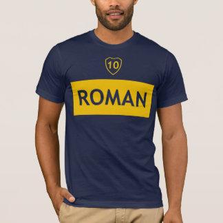 Boca romano playera