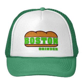 Bocadillo de la amoladora de Boston Gorros