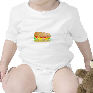 Bocadillo Trajes De Bebé