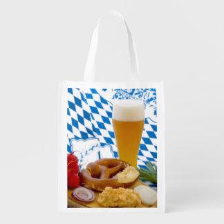 Bocado bávaro tradicional bolsas reutilizables