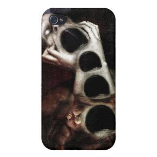 Bocado del dolor ipone3 iPhone 4 carcasa