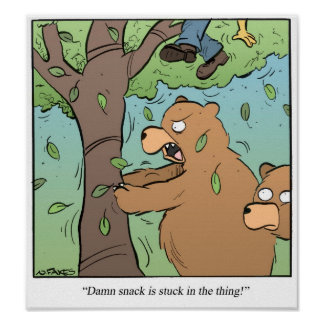 Bocado del oso impresiones