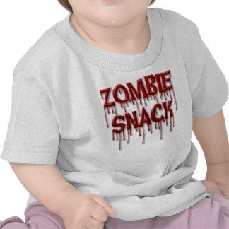 Bocado del zombi camisetas