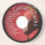 Bocados thumb.jpg de la guitarra posavasos diseño