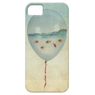 Bocal globo pescado iPhone 5 carcasa