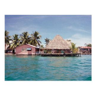 Bocas del Toro Postcard