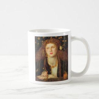 Bocca Baciata by Rossetti Classic White Coffee Mug