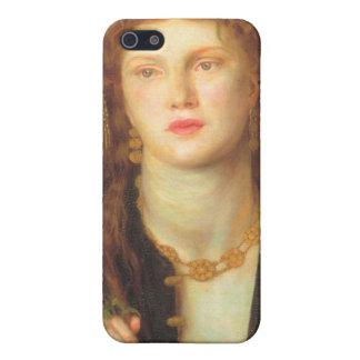 Bocca Baciata - Dante Gabriel Rossetti Cover For iPhone 5