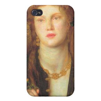 Bocca Baciata - Dante Gabriel Rossetti iPhone 4 Cover