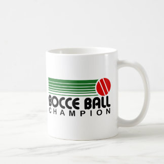 Bocce Ball Champion Mugs