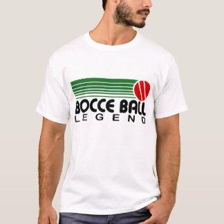 Bocce Ball Legend T-Shirt