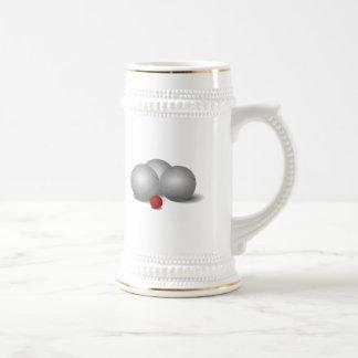 Bocce Ball Coffee Mugs