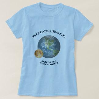 Bocce Ball Orbit T-Shirt