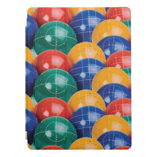 Bocce Ball Pattern iPad Pro Case